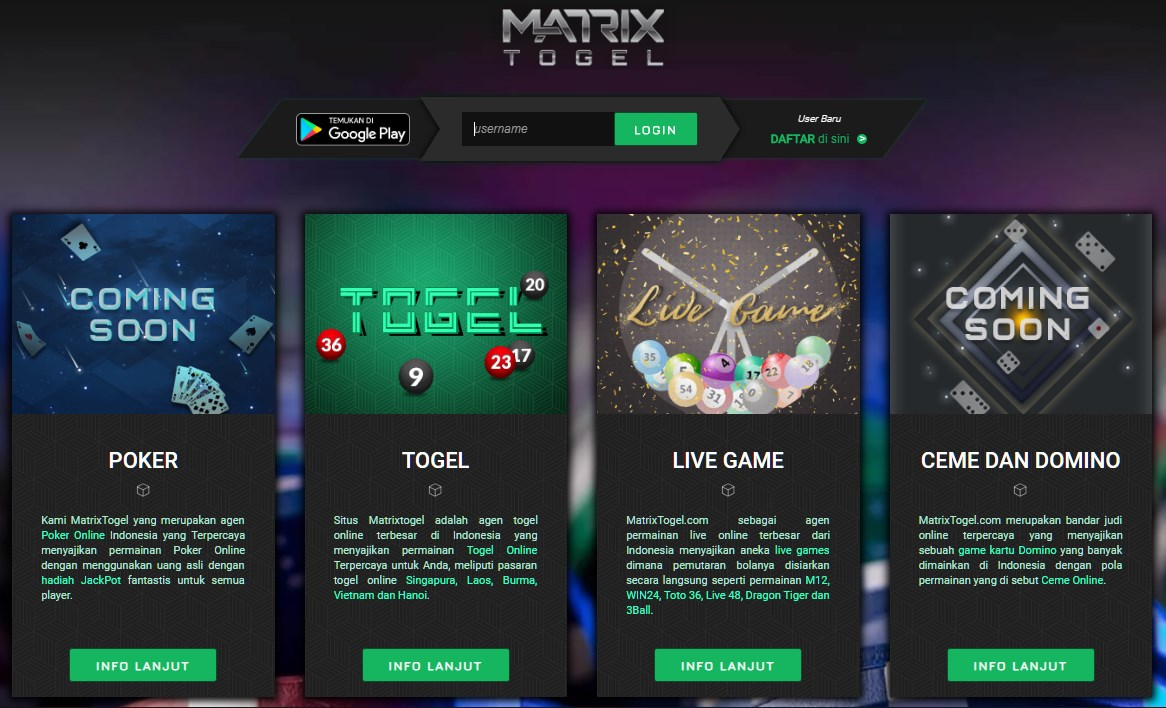 MATRIXTOGEL